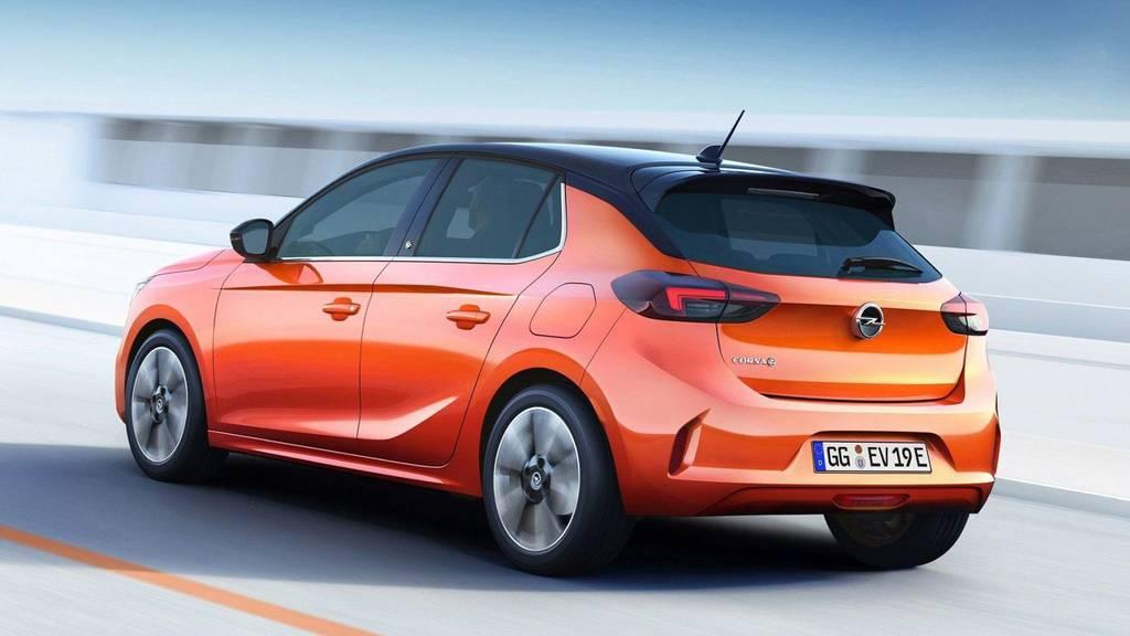 Новый Opel Corsa 2019. Первые подробности