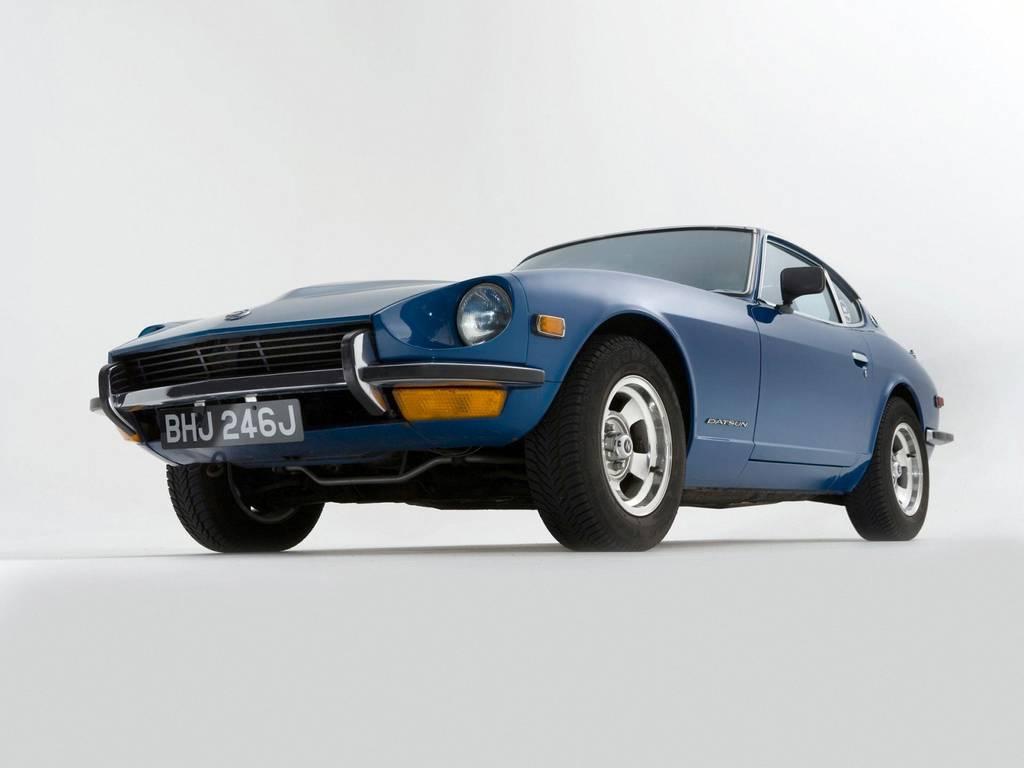 Странички истории. Спорткарам Nissan серии Z – 50 лет
