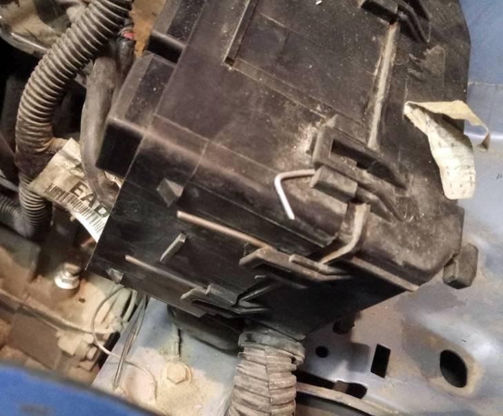 ошибка р1246 форд фокус