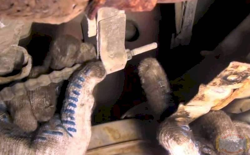 Замена троса сцепления Daewoo Matiz