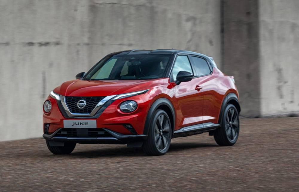 Новый Nissan Juke 2019-2020: все так же необычно и стильно
