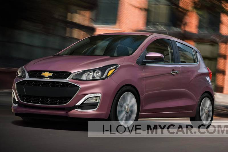 Chevrolet Cruze и Chevrolet Spark 2020