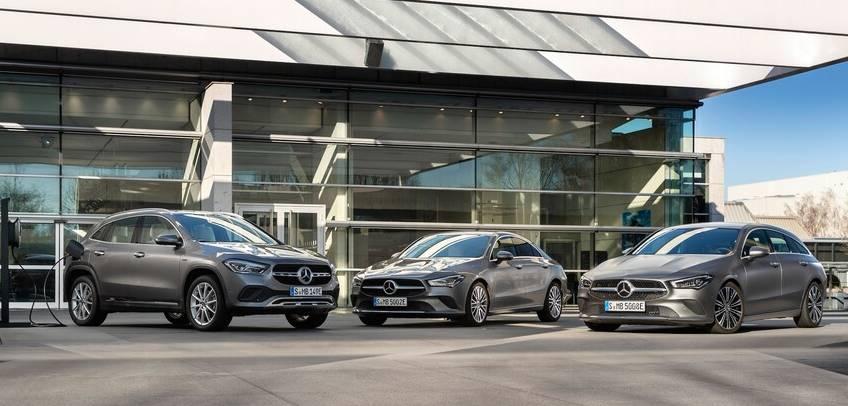 Самые недорогие модели Mercedes-Benz 2020 года