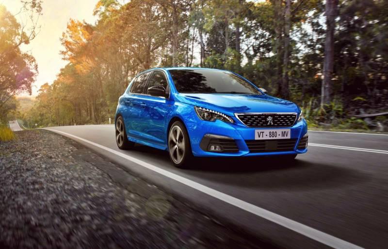 Новый Peugeot 308 2020-2021 едет в Украину: цена, комплектации